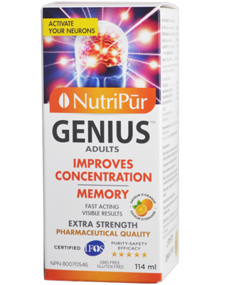 Nutripur Genius Adults