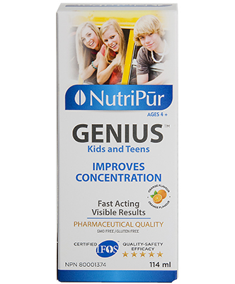 Nutripur Genius Liquid