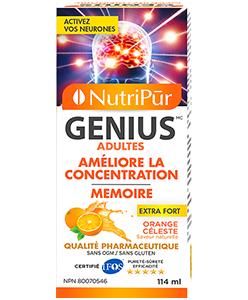 Genius Adultes Liquide – Nutripur
