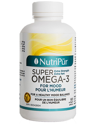 Super Omega 3 Mood – Nutripur