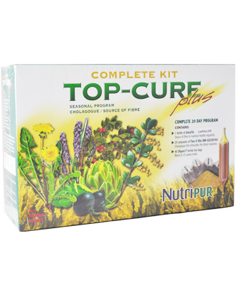 Kit Top Cure Plus-Nutripur