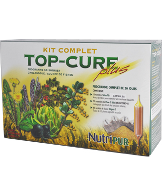 Kit Top Cure Plus – Nutripur