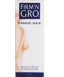 Firm'N Gro Máscara Reafirmante - Nutripur - Firm'N Gro® Máscara Reafirmante es una máscara de acción nocturna que contiene dos ingredientes únicos para el cuidado intensivo de los senos y el escote, lo que ayuda a hacer la piel más firme y reduce las arrugas.