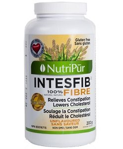 Intesfib Powder unflavoured - Nutripur - These natural fibers also help with weight management.