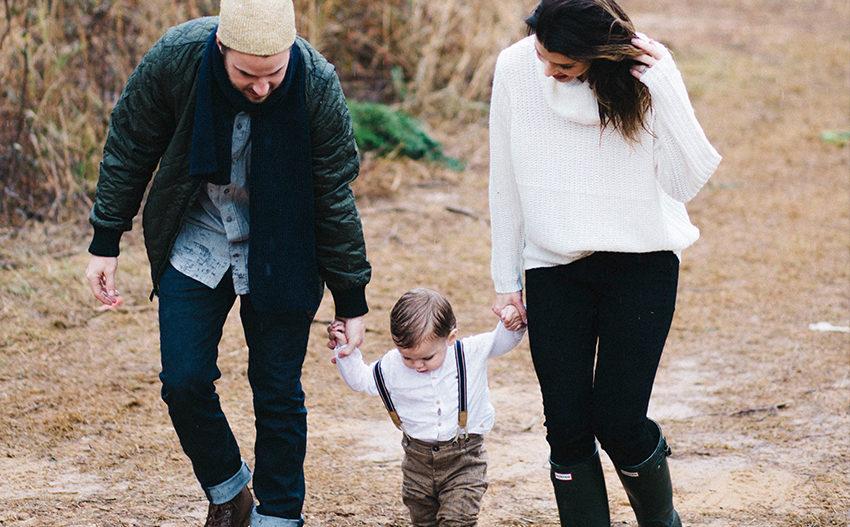 Une famille en santé grâce aux omégas
