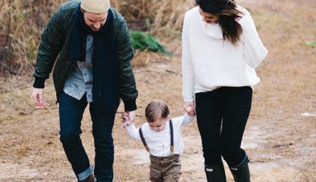 Una familia saludable gracias a los omegas