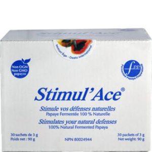 Osato Stimul'ace - Nutripur - Complément alimentaire utilisé pour lutter contre oxydants / antioxydants déséquilibres causés par la pollution de l'environnement et anti-oxydantes carences en éléments nutritifs.Ses propriétés anti-oxydantes jouent un rôle majeur dans la lutte contre les radicaux libres.